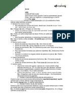 Gramática - Aula 03 - Crase