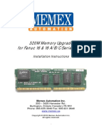 Fanuc16mb Memory Update