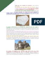 As Rochas São Formadas Por Um Conjunto de Minerais