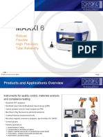 MAXXI 6 Sales Presentation 04-2016