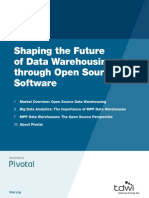 TDWI eBook DWH Open Source 2016