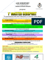 1 Master Sersport