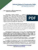 Model Plangere Prealabila Solicitare Emitere Act Administrativ Cf OUG 20-2016 2