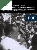 IBAD- INTERFERÊNCIA DO CAPITAL ESTRANGEIRO NAS ELEIÇÕES DO BRASIL.DOCUMENTO COMPLETO DA CPI DE 1963(2)