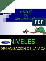 Niveles de Organizacion de Los Seres Vivos (2)