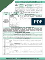 Plan 3er Grado - Bloque 1 Matemáticas (2016-2017).Doc
