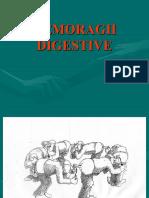Hemoragii Digestive