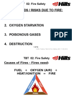 TBT02 Fire Safety Powerpoint