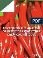 Advanced on Pesticides