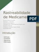 Seminário Rastreabilidade de Medicamentos