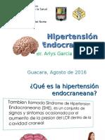 Seminario Hipertension Endocraneana - Escuela de Medicina, Universidad de Carabobo