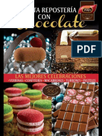 Maravillas de La Repostería - Alta Repostería Con Chocolate