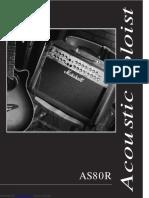 Acoustic Soloist As80r