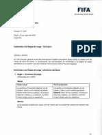 Alterações Leis Jogo 2010-2011 Espanhol_2010-2011_ES