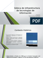 BIBLIOTECA DE INFRASTRUCTURA DE TECNOLOGÍAS DE INFORMACIÓN.ppsx