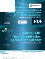 Global ERP Success Factors v3