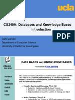 UCLA Cs240a Intro
