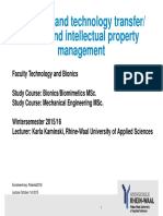 Lecture Patenting 20151001