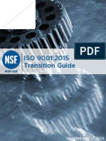 Isr Changes Iso9001