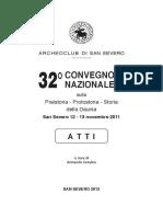 Indagini archeologiche nel villaggio neolitico di Masseria Pantano (Foggia). Primi risultati