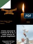CERTEZA DE LA FE.pps
