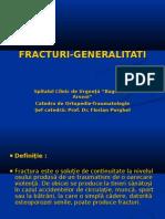 1 FRACTURI-GENERALITATI