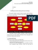 Paper Konstuksi permasalahan dalam perencanaan Tata Ruang