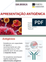 3. Apresentaçao antigenica