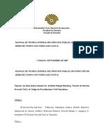 Manual de Teoría General Del Proceso