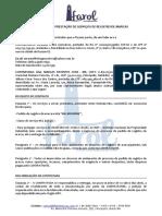 Contrato Big Brownie - Farol Marcas e Patentes