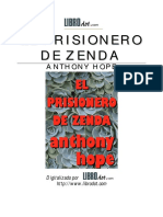 HOPE ANTHONY - El Prisionero de Zenda