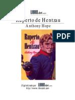 Hope Anthony - Ruperto de Hentzau