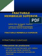 8 Fracturile Membrului Superior