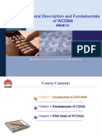 General Description and Fundamentals of WCDMA