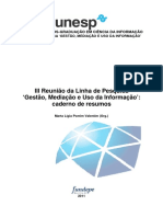 Livro III Reuniao 2011