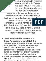 Pompoarismo Com PNL 5.0 Funciona