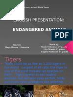 Endangerd Animals