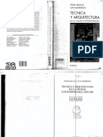 Tecnica y Arquitectura_Abalos_Herreros