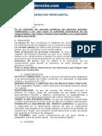 Derecho mercantil privado.doc