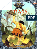 The Slayer's Guide to Titans