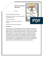 IMPORTANCIA DE LA JUSTICIA SOCIAL COMO SINÓNIMO DE DESARROLLO SOCIAL COMUNITARIO.