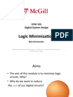 2- Logic Minimization