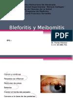 Blefaritis y Meibomitis