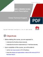 Training Document_GBSS13.0_BSC6900 (V900R013C00)_RanShare Feature Description-20110512-A-1.0