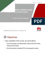 Training Document GBSS13.0 BSC6900(V900R013C00) RTCP Feature Description-20110512-A-1.0