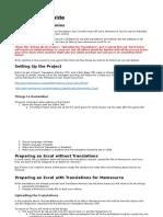 Memsource Guide