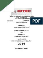 1. Informe de Prácticas Intermedias Lozano Llatas Veronica Leticia