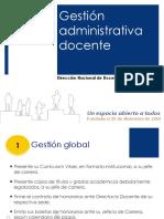 Doc 1 Gestion Administrativa Docente