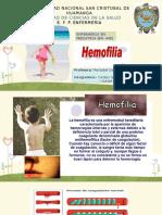 Hemofilia-pediatria Listo Para Exponer