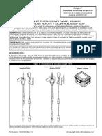 Manual Rollgliss R550 DBI Salas